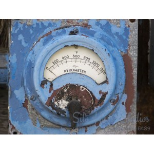 Blue Pyrometer